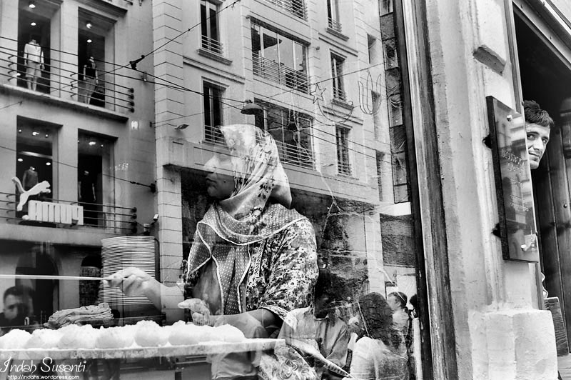 Monochrome Monday: Istanbul