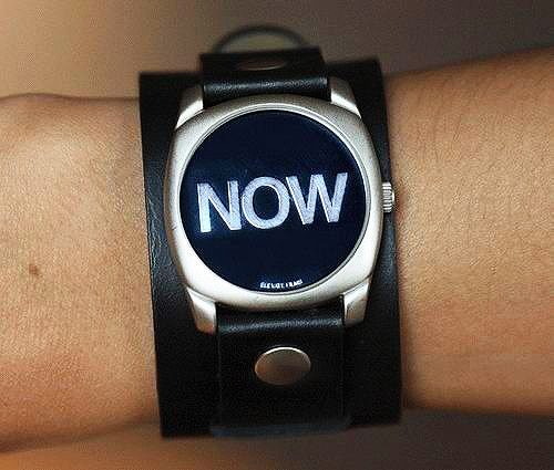 How to Live in the Now